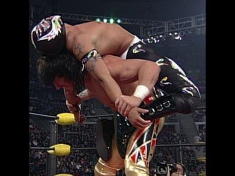 World War III 1997: Rey Mysterio vs. Eddie Guerrero