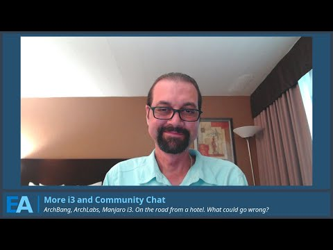 More I3 And Community Chat
