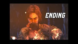 Walking Dead The Final Season Walkthrough Part 6 - ENDING (Let's Play Commentary)