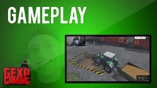 Farming simulator - 4 Det fandme så hyggeligt