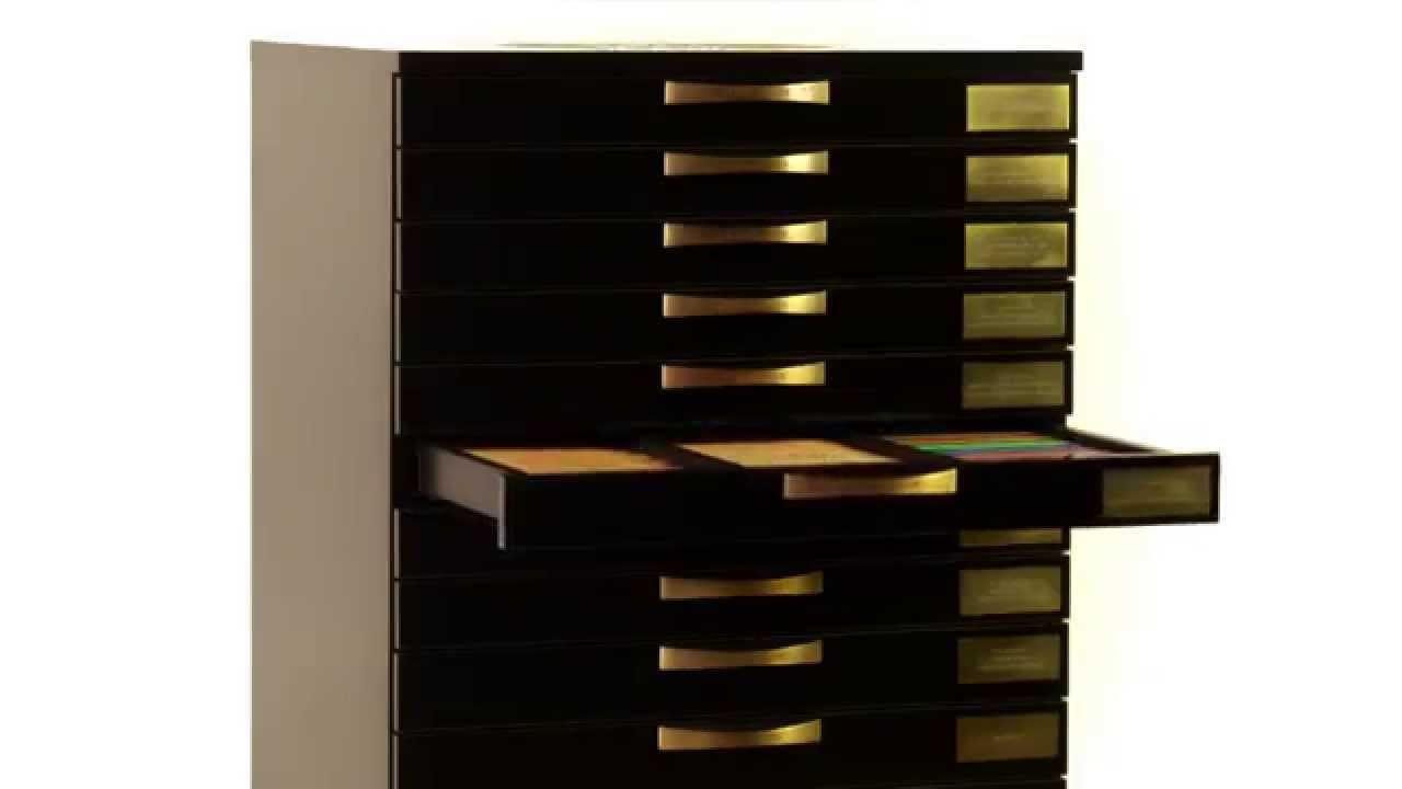 Koh I Noor Hardtmuth Hidden Diamond Cabinet Youtube