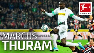 The story of Marcus Thuram - Son of World Champion Lilian Thuram