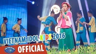 vietnam idol kids 2016 - gala 4 - thang cuoi - khanh linh