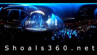 Muse 360 - Multiple Song Clips (2-1 Washington DC)
