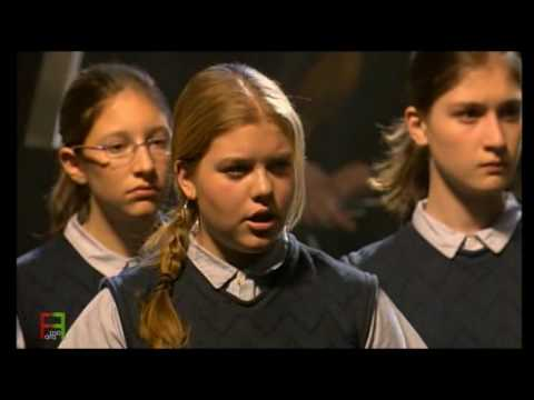 5. Les Choristes - ''The Lord Bless You and Keep You''. ( En Concert ).