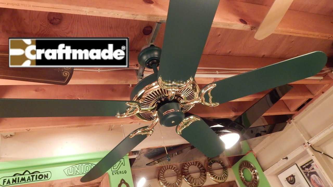 Craftmade Decorative Ceiling Fan
