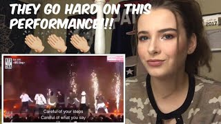 BTS MIC Drop FIRST EVER BTS COMEBACK SHOW Reaction
