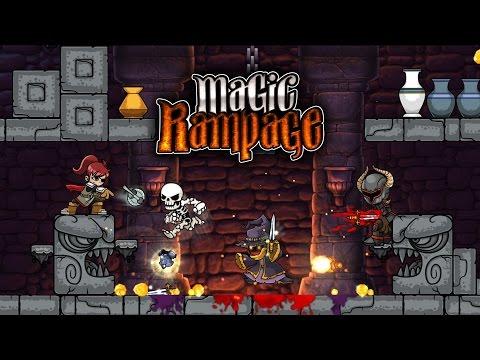 Magic Rampage google play ile ilgili görsel sonucu