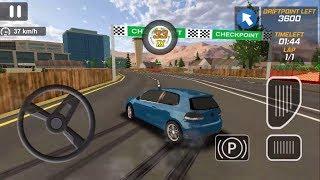 Drift Car Driving Simulator - New Car Unlocked   Drift Car Driving Games - Android & IOS GamePlay