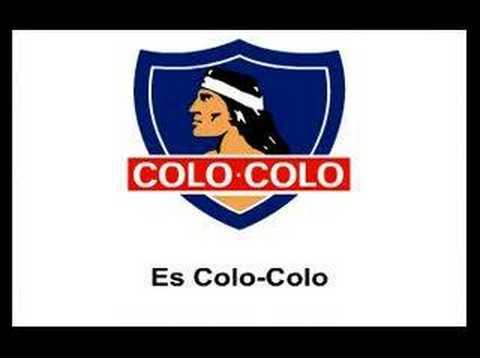 Himno Oficial De Colo Colo Youtube