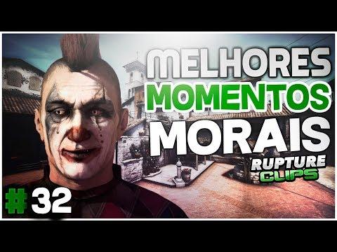 #32 MORAIS: TWITCH MELHORES MOMENTOS