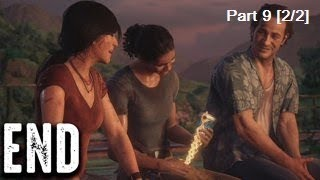 Uncharted: The Lost Legacy - Part 9 END [2/2] HRK Twitch เราจะรวยล้นฟ้า