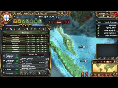 Let's Play (Ironman) Europa Universalis IV Portugal EP53 - Finishing Aceh