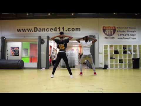 Gucci Mane ft Nicki Minaj MAKE LOVE @AnthonyMarquis Choreography @Laflare1017 @NickiMinaj