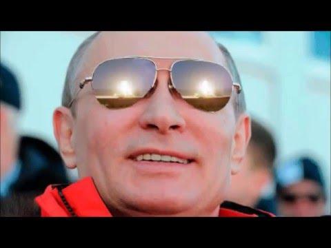 Putin's reaction to Putin Putout Klemen Slakonja
