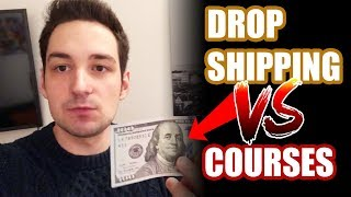 DROPSHIPPING/SHOPIFY VS INFO PRODUCTS (COURSES) - ULTIMATE BATTLE!