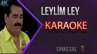 Leylim Ley Karaoke 4k
