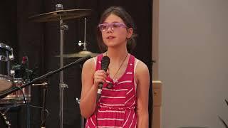 Gabriella Abarbanel - Voice cover