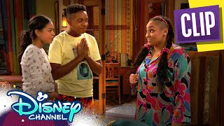 The Slumber Years | Raven's Home | Disney Channel