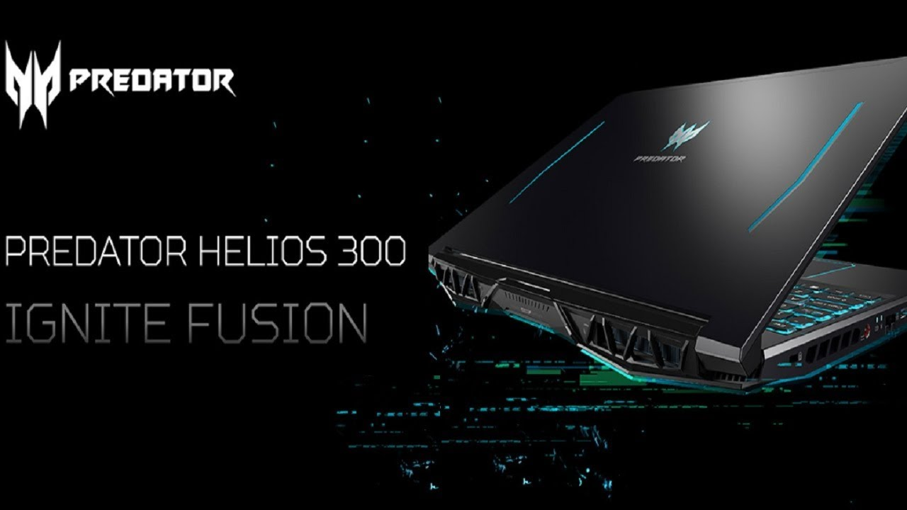 Best Gaming Laptop Pc 2019 Review Acer Predator Helios 300 Gaming Laptop Pc Review