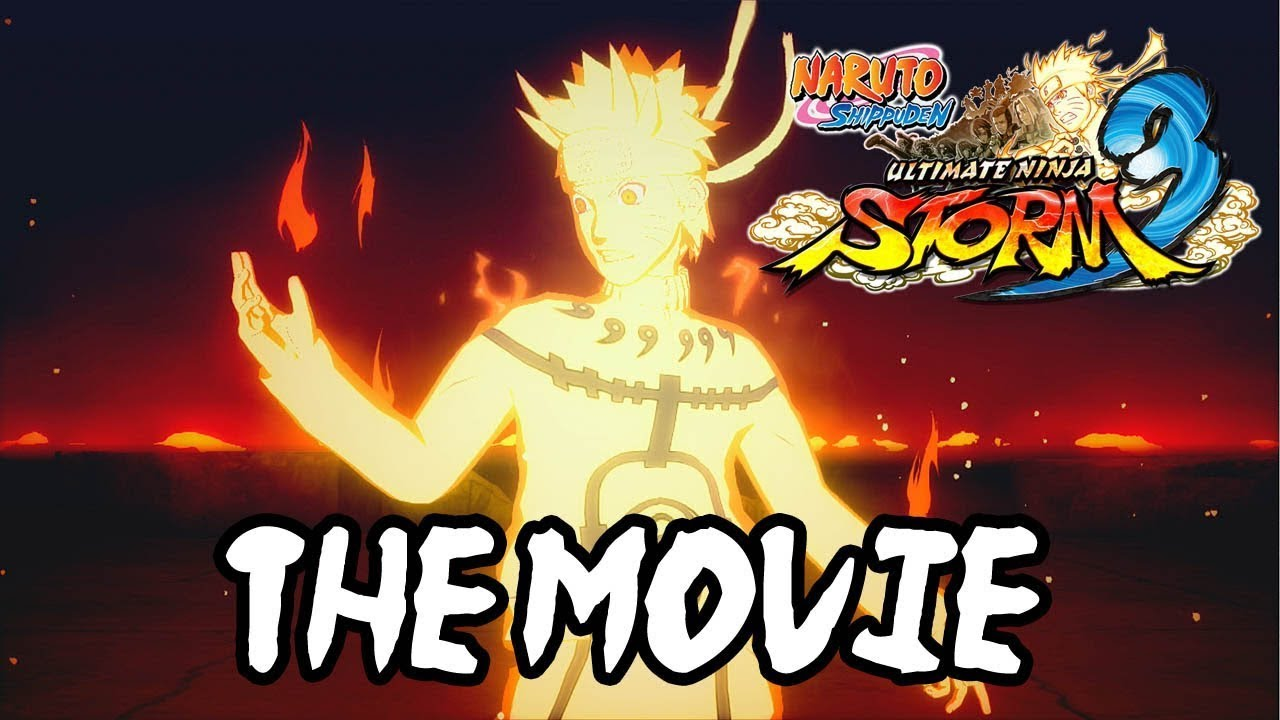Naruto Shippuden Ultimate Ninja Storm 3 – ALL CUTSCENES [English]