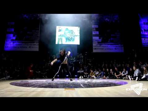 Annet vs Andrey Stylez - Hip Hop 1/8 Adults | Explosion Battle 2016 | Cherkassy, Ukraine from YouTube · Duration:  3 minutes 19 seconds