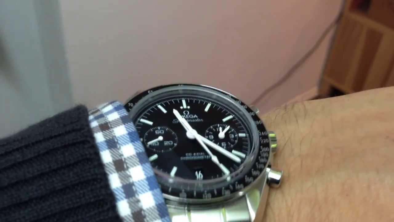 Omega Speedmaster Co Axial Cronograph Cal 9300