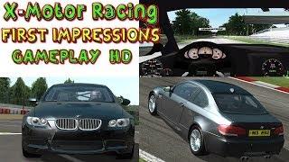 X-Motor Racing Gameplay PC HD