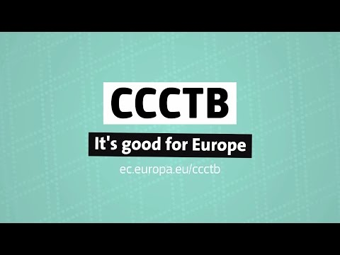CCCTB – It's good for Europe