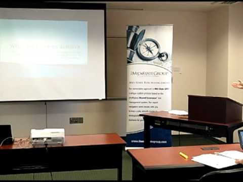 Fiduciary Compliance Seminar Part 1
