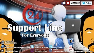 SE04EP260: Tha Gamers Show Support Line