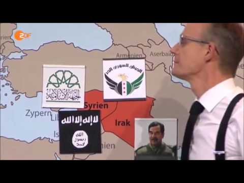 US-Regime-Change-Pläne für den Nahen Osten (Die Anstalt, Oktober 2015)