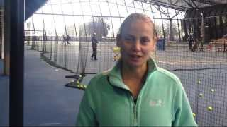 Jelena Dokic - 2014 Australian Open Wildcard Playoff