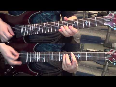 Be'lakor - Abeyance guitar cover