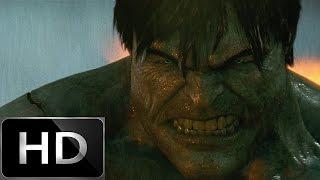Hulk vs. Army & Emil Blonsky - The Incredible Hulk-(2008) Movie Clip Blu-ray HD Sheitla Thumb
