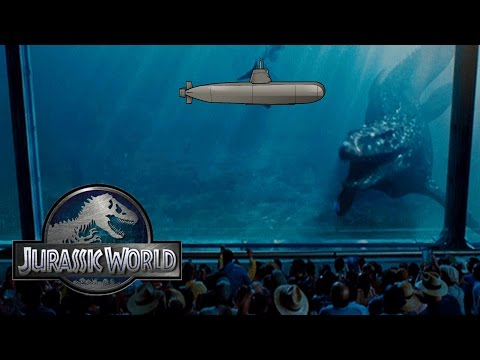 Download Youtube: Jurassic World 2 - The Mosasaur Transport Theory