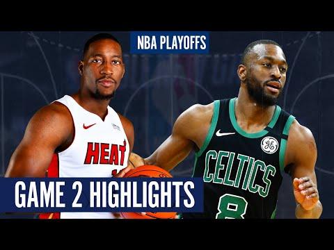 HEAT vs CELTICS GAME 2 -  Full Highlights | 2020 NBA PLAYOFFS