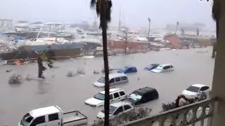 Скачать Hurricane Irma Damage Video Compilation