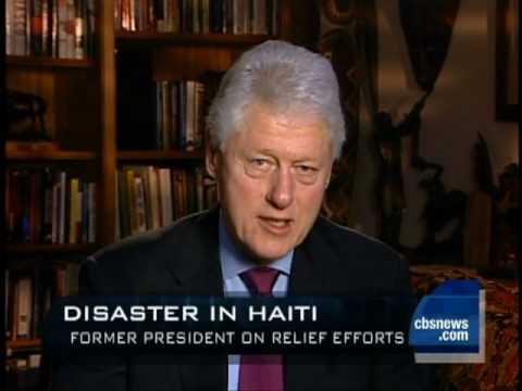 Bill Clinton: How to Help Haiti
