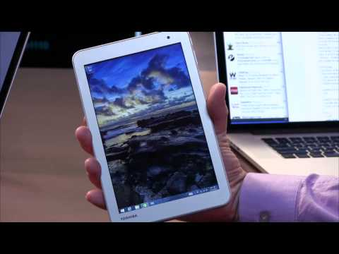 Toshiba Encore 2 Tablet Review