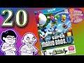 New Super Mario Bros. U, Ep. 20: Luigi's Fun Game - Press Buttons 'n Talk