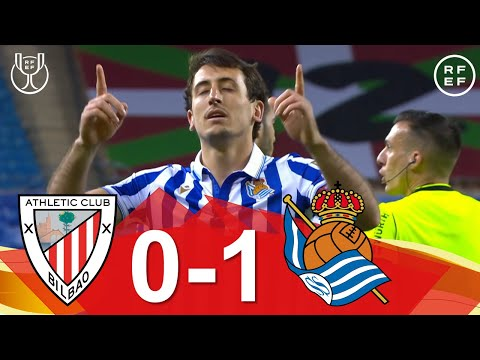 Ath. Bilbao Real Sociedad Goals And Highlights