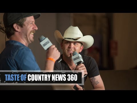 Justin Moore Explains Meaning of Son South's Name - Taste of Country News 360