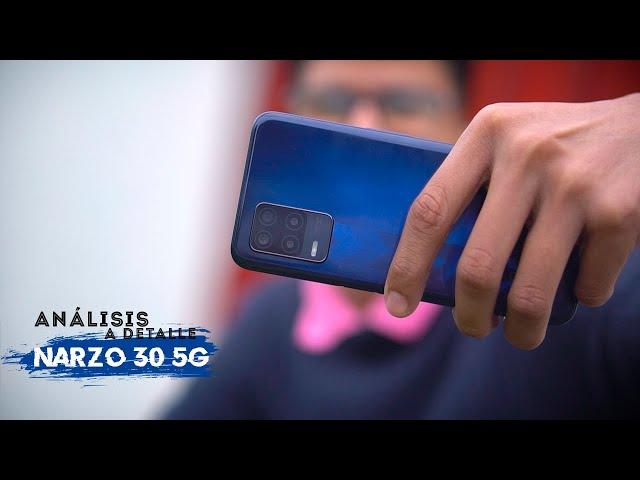NARZO 30 5G by REALME│REVIEW COMPLETA en ESPAÑOL