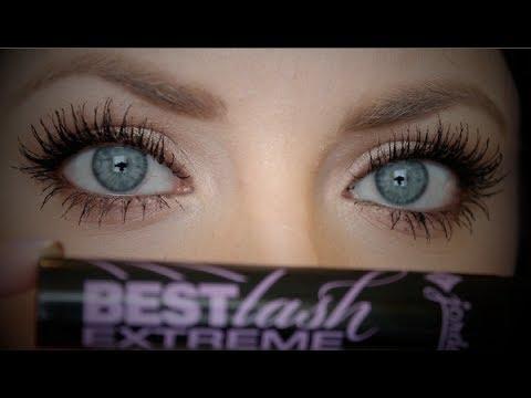 Review  Demo Jordana Best Lash Extreme Mascara  YouTube