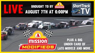MISSION MODIFIED SERIES RACE 2 LIVE FROM MADERA