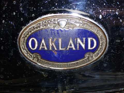 Oakland Motor Car Company   Wikipedia audio article