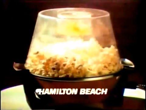 Joe Namath For Hamilton Beach Butter-Up Popper (1971)