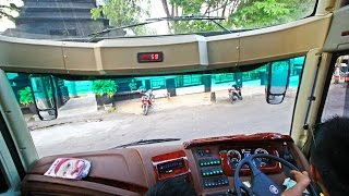Naik Bus Matic Mewah Pandawa87 Jetbus SHD Scania K360 Opticruise