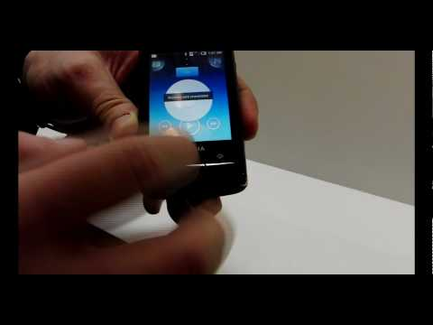 Sony Ericsson XPERIA X10 Mini PRO preview e comparativa X10. Video in HD ita